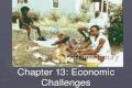 Chapter 13: Economic Challenges Unemployment 4 Types of Unemployment 4 Types of Unemployment Frictional Unemployment Frictional Unemployment People are.