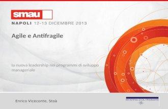 Smau Napoli 2013 Enrico Viceconte