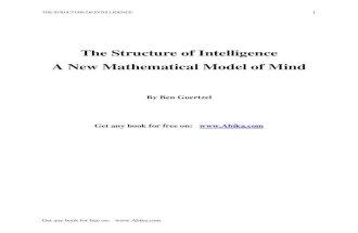( eBook -PDF ) the Structure of Intelligence by Ben Goertzel